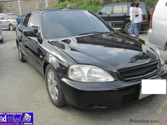 Used Honda CIVIC VTEC SIR for sale in Benguet