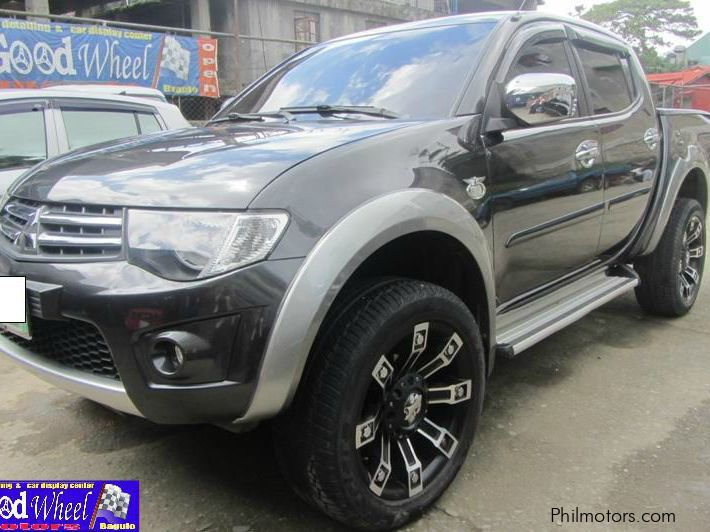 Used Mitsubishi Strada Triton GLS  for sale in Benguet