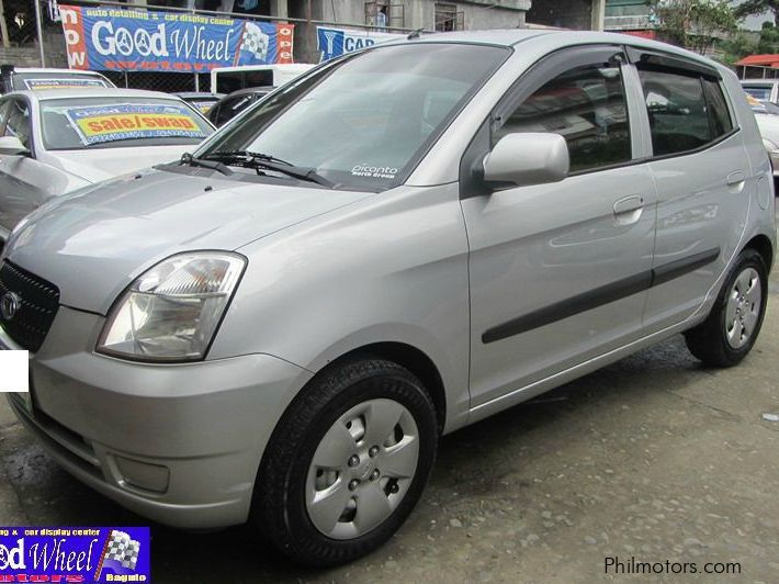 Used Kia Picanto LX Manual Tranny for sale in Benguet