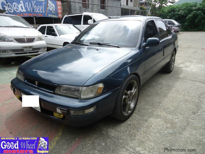 Used Toyota Corolla for sale in Benguet