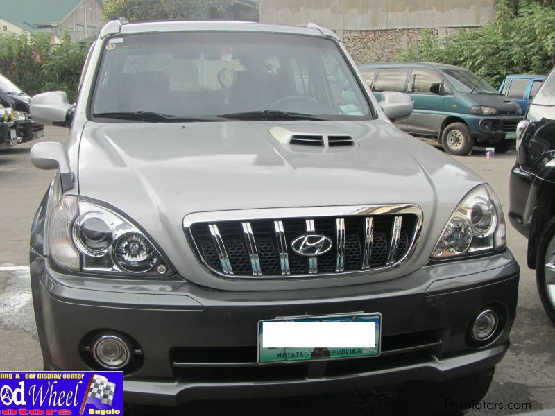 Used Hyundai Terracan EX250  for sale in Benguet