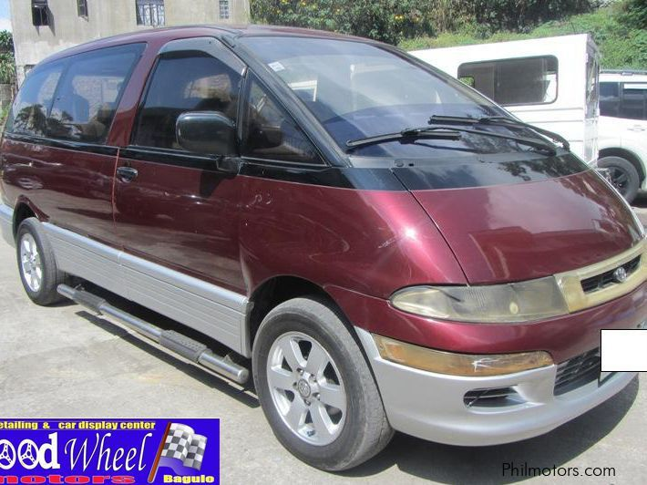 Used Toyota Emina Van for sale in Benguet