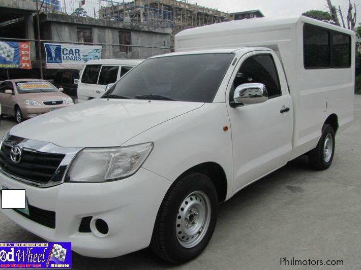 Used Toyota Hilux FX  for sale in Benguet