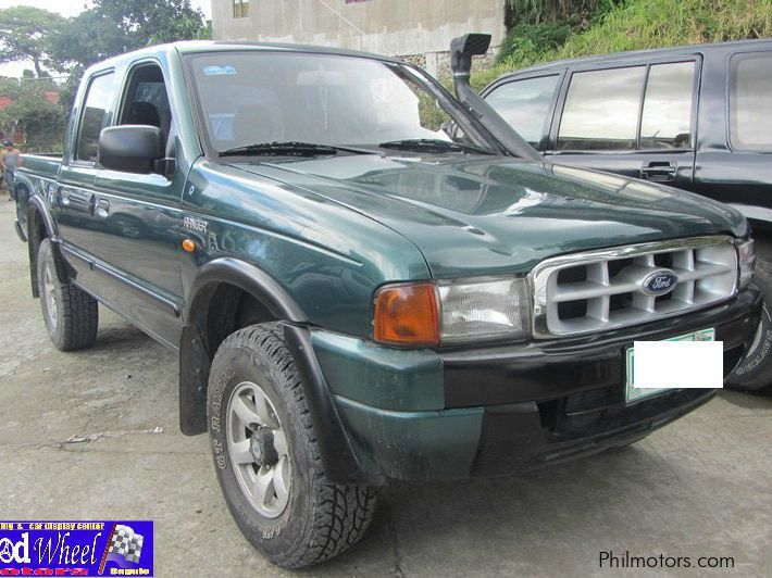 Used Ford Ranger Pick up 4x4 for sale in Benguet
