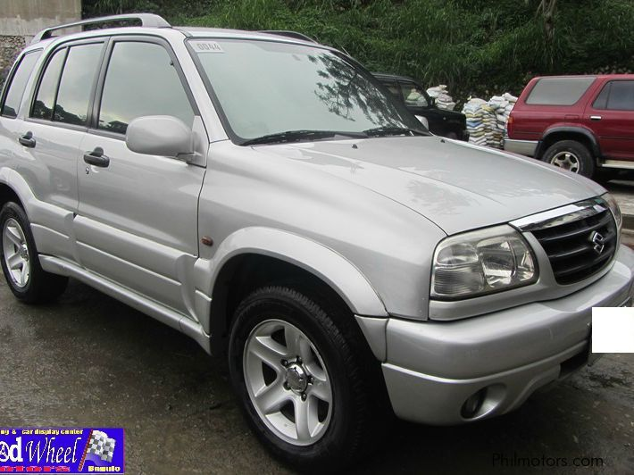 Used Suzuki Grand Vitara for sale in Benguet
