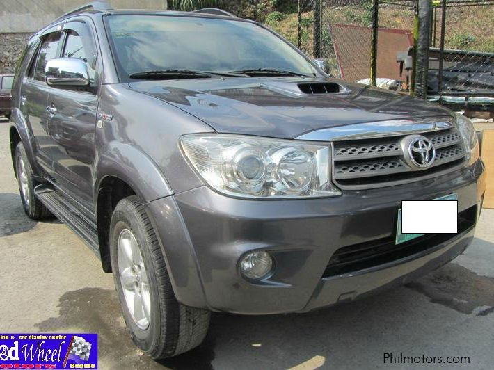 Used Toyota Fortuner V for sale in Benguet