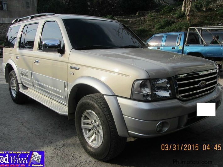 Used Ford Everest Matic Pristine for sale in Benguet