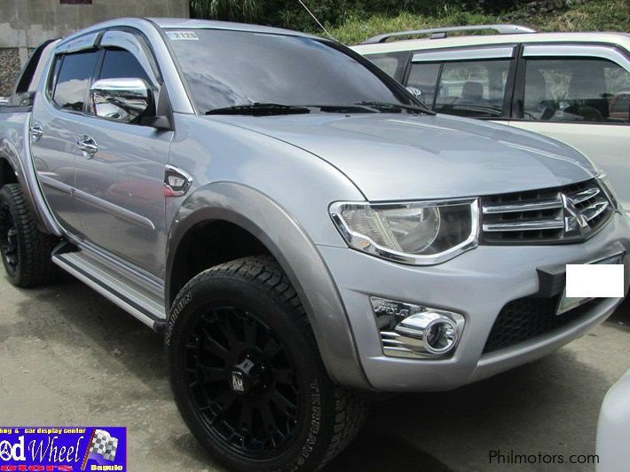 Used Mitsubishi Strada GLS  for sale in Benguet