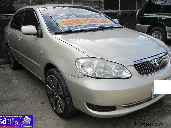 Used Toyota Altis E for sale in Benguet