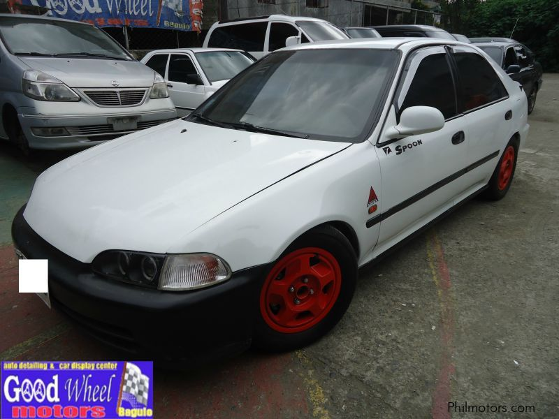 Used Honda Civic ESI for sale in Benguet
