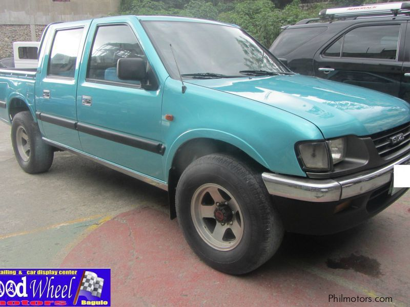 Used Isuzu Fuego 4x4 for sale in Benguet