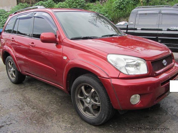 Used Toyota Rav 4  for sale in Benguet
