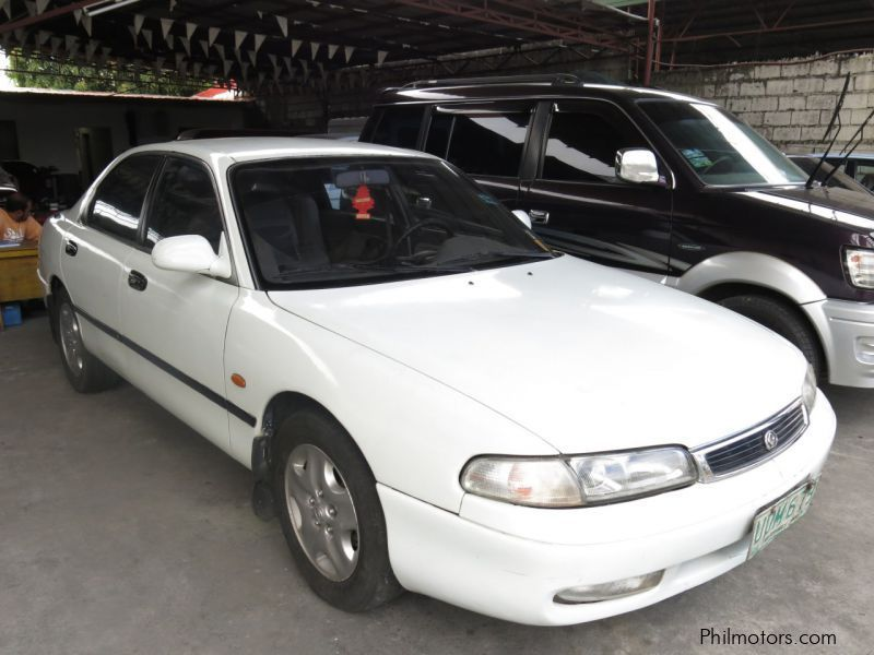 Used Mazda 626 for sale in Quezon City