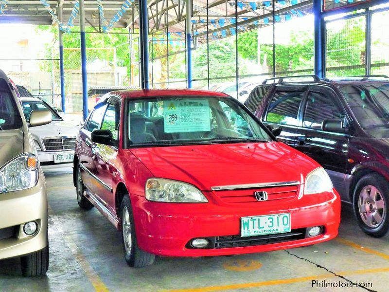 Used Honda Civic LXi for sale in Marikina City