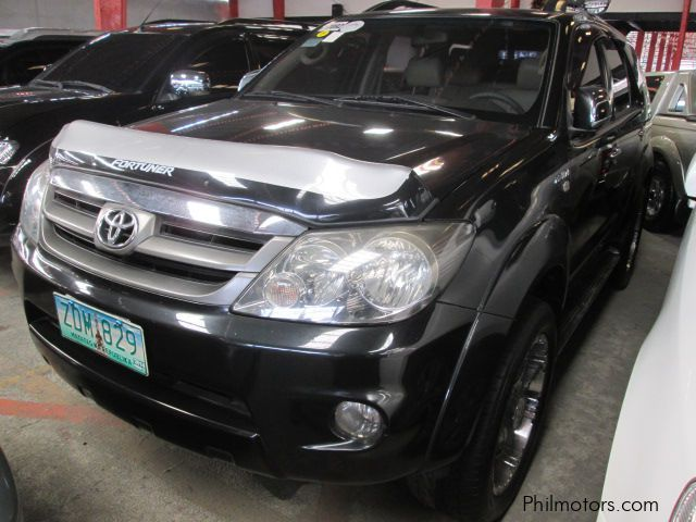 Used Toyota Fortuner G for sale in Quezon City