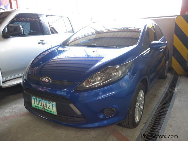 Used Ford Fiesta for sale in Quezon City