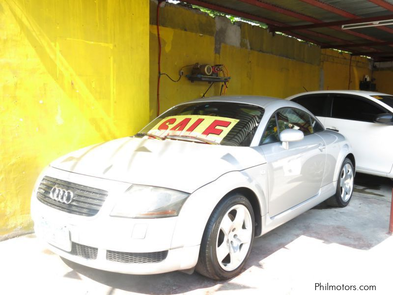 Used Audi TT Quatro for sale in Quezon City