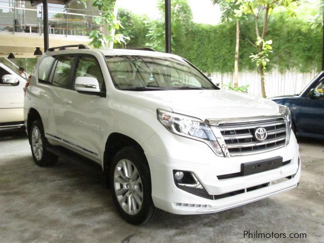 New Toyota Land Crusier Prado for sale in Quezon City