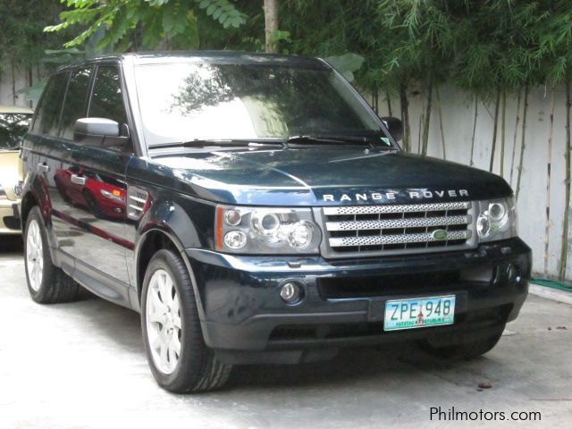 Used Land Rover Range Rover Sport for sale in Quezon City