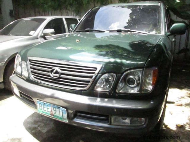 Used Lexus LX 470 for sale in Quezon City