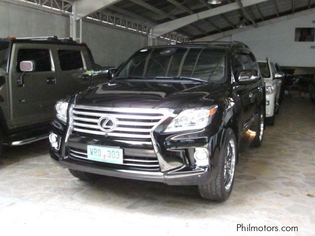 Used Lexus LX 570 for sale in Quezon City