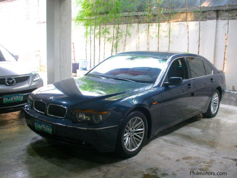 Used BMW 735 i for sale