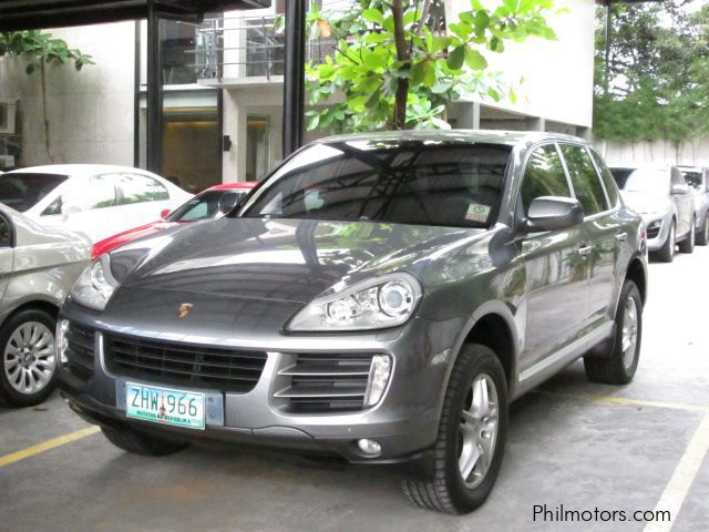 Used Porsche Cayene for sale in Quezon City