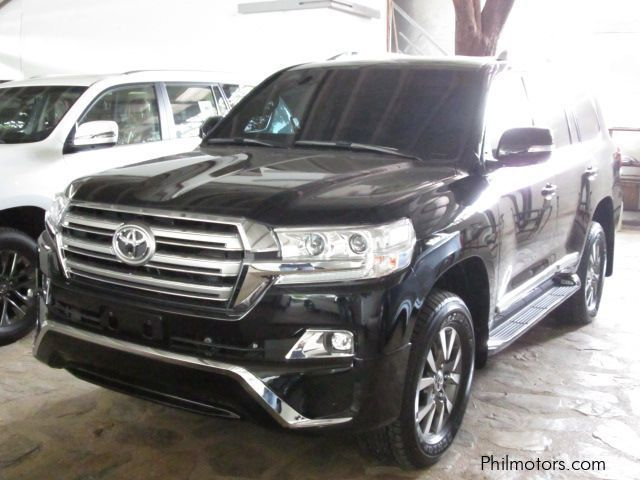New Toyota Land cruiser (bullet proof) for sale in Quezon City