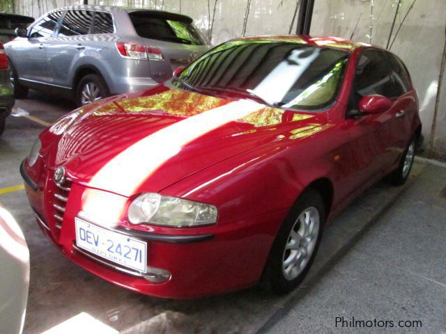 Used Alfa Romeo 147 Twin Spark  for sale in Quezon City