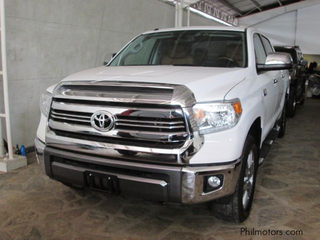 Pre-owned Toyota Tundra for sale in Quezon City