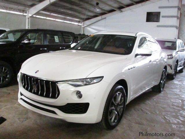 New Maserati Levante for sale in Quezon City