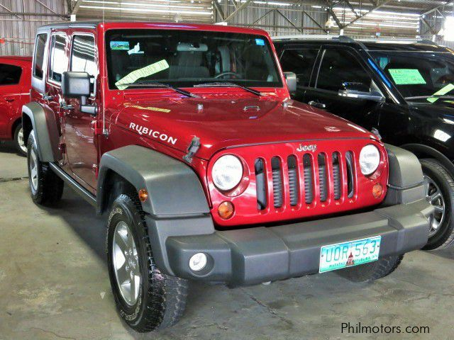 Used Jeep Rubicon for sale in Pasig City