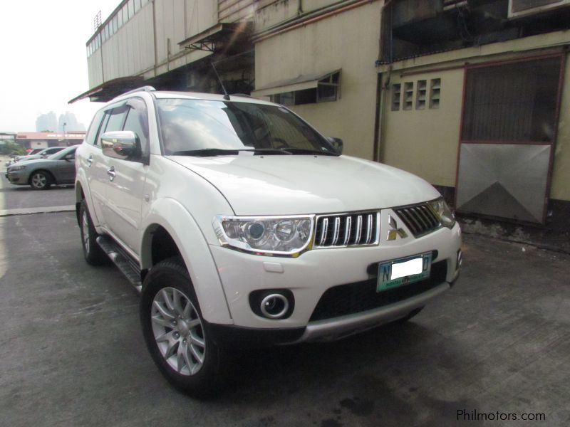 Used Mitsubishi Montero Sport GLS SE 4X4 for sale in Paranaque City
