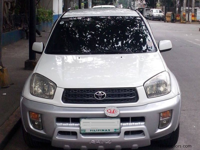 Used Toyota Rav 4 for sale in Paranaque City