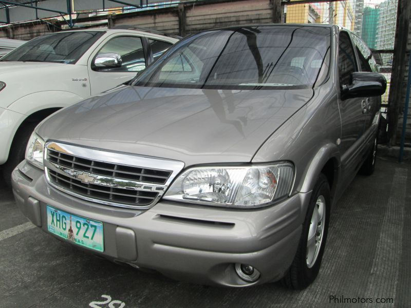 Used Chevrolet Venture for sale in Paranaque City