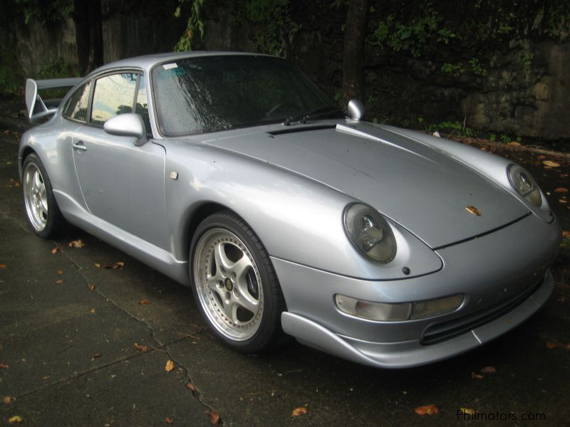 Used Porsche 911 for sale in Paranaque City