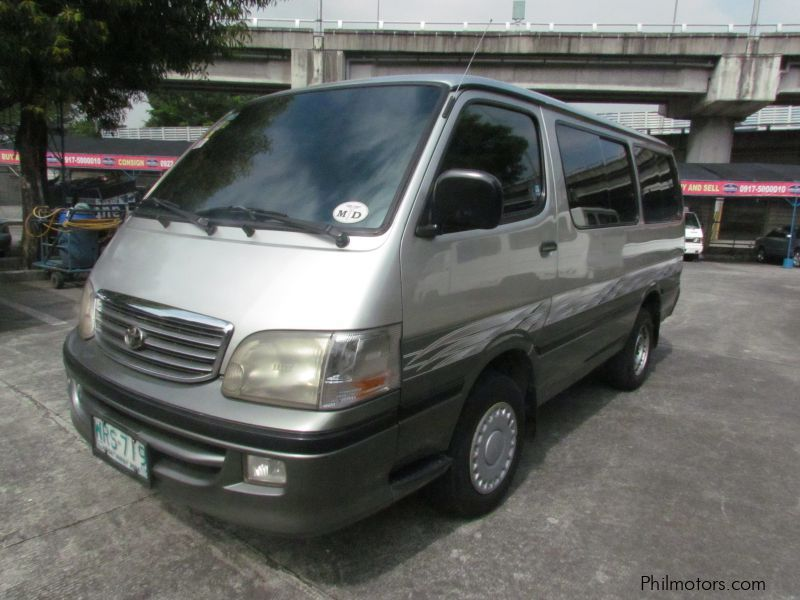Used Toyota Hiace for sale in Paranaque City