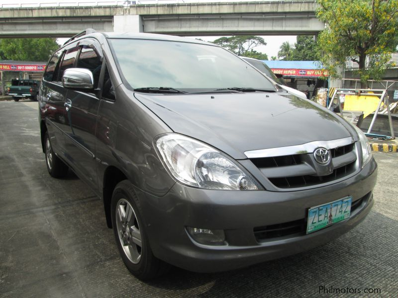 Used Toyota Innova G for sale in Paranaque City