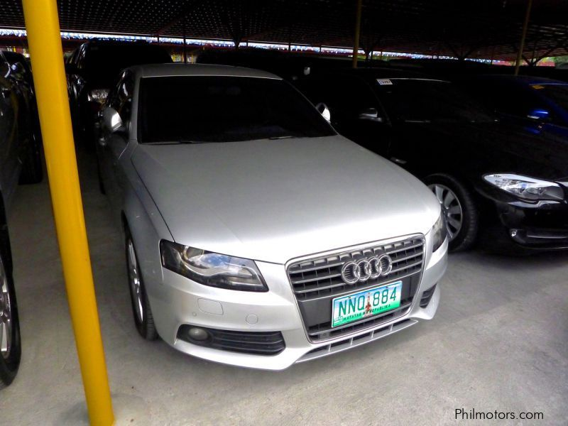 Used Audi A4 2.0 TDi for sale in Pasig City