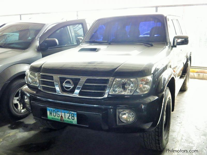 Used Nissan Patrol for sale in Antipolo City