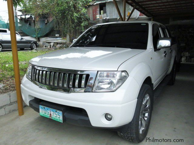 Used Nissan Navara Frontier for sale in Pasig City