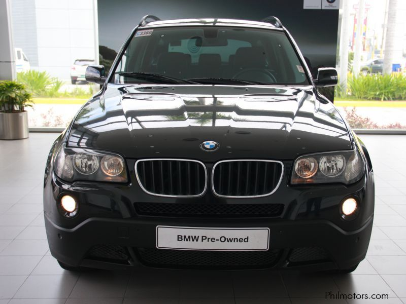 Used BMW X3 2.0d for sale in Pampanga