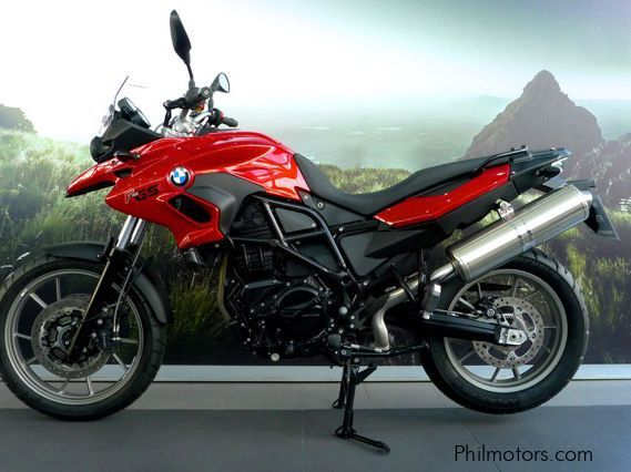 New BMW F700 GS for sale in Pampanga
