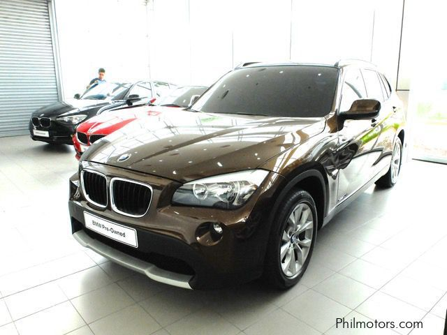 Used BMW X1 for sale in Pampanga