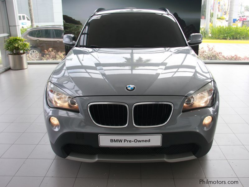 Used BMW X1 sDrive 18d for sale in Pampanga