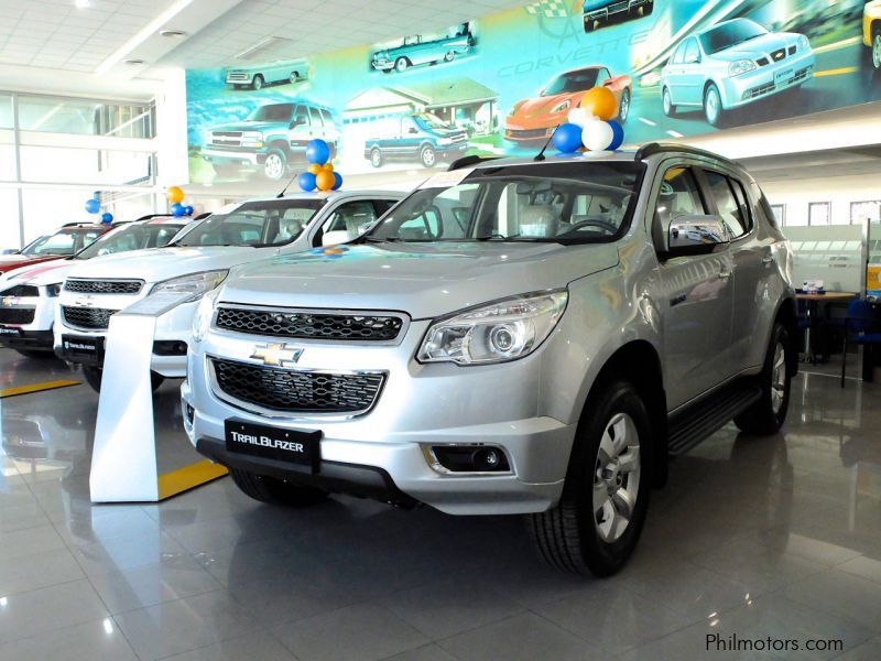 New Chevrolet Trailblazer LTZ for sale in Pampanga