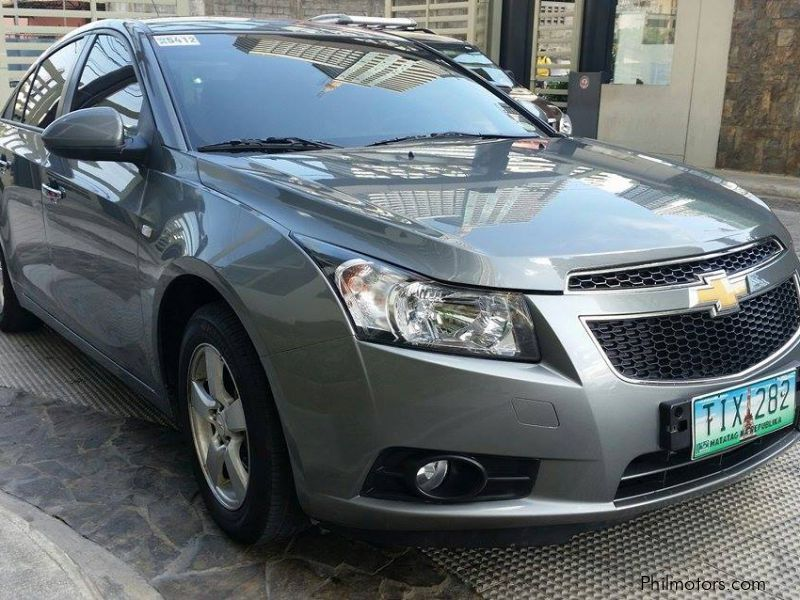 Used Chevrolet Cruze for sale in Pasig City