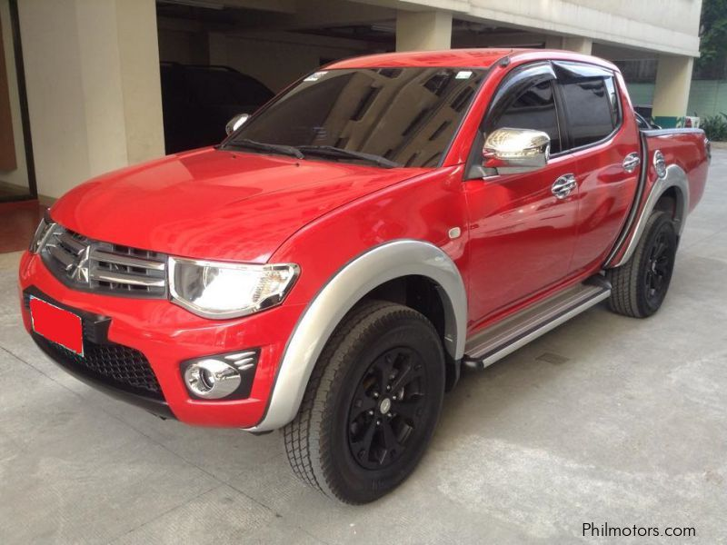 Used Mitsubishi Strada for sale in Pasig City