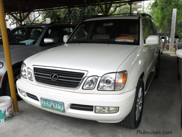 Used Lexus LX470 for sale in Pasig City