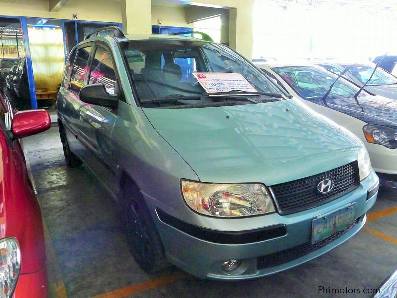 Used Hyundai Matrix CRDi for sale in Marikina City